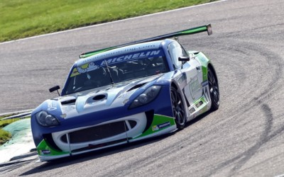 2014 Ginetta GT4 Supercup – Rounds 23/24 Silverstone