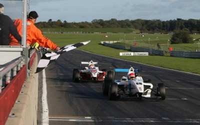 £90,000 F4 Prize Package Announced