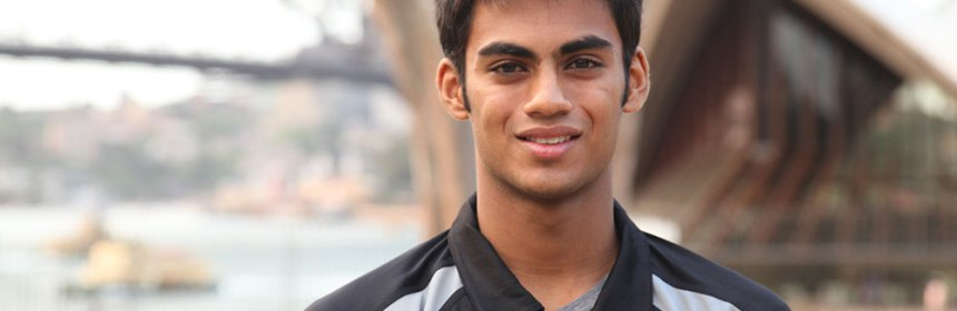 Douglas Motorsport sign Akhil Rabindra for the 2015 BRDC F4 Championship