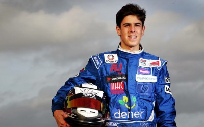 Fernando Urrutia Signs to F4 Race Team