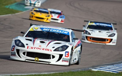 Burns Switches to Douglas Motorsport for Ginetta GT4 Supercup Title Assault
