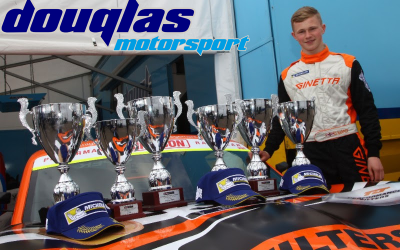 Douglas Motorsport Keep On Winning