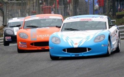 Douglas Motorsport excels at Brands Hatch