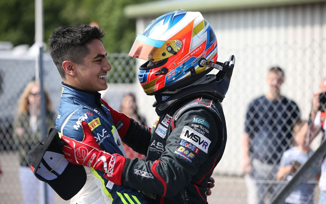 Douglas Motorsport Continue To Shine- British F3, Oulton Park