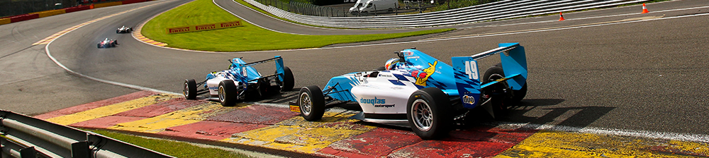 Randle wins for Douglas Motorsport as British F3 visits Spa-Francorchamps