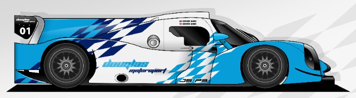 Douglas Motorsport move to new British Prototype Series for 2017