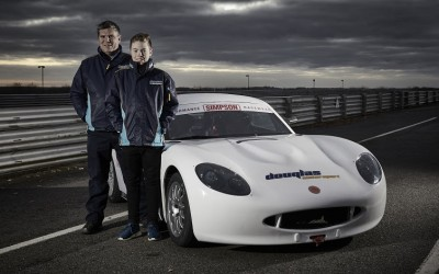 Karting Star Tom Canning to Contest 2017 Ginetta Junior Championship with Douglas Motorsport