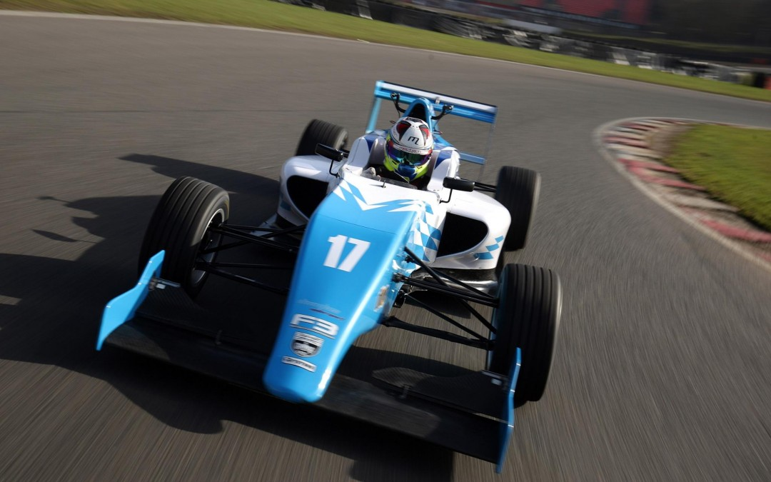 BRDC F3 Tatuus-Cosworth at the MSVR Media Day