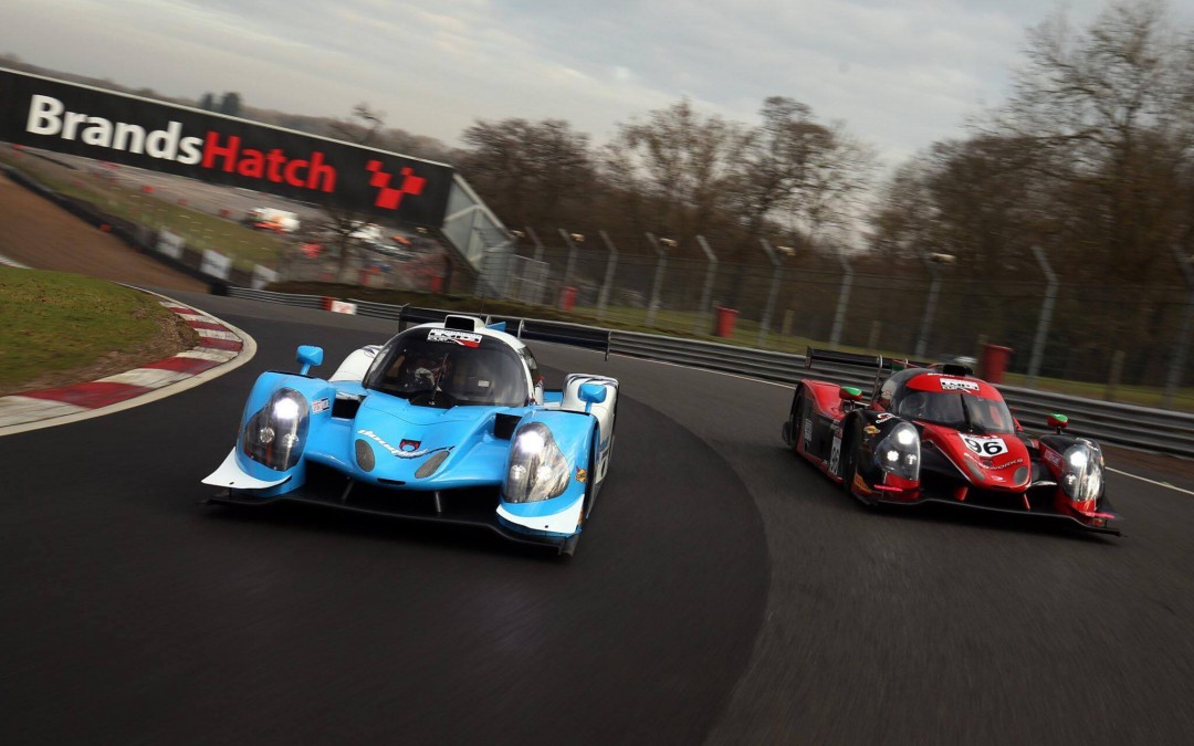 LMP3 Cup Media Day at Brands Hatch
