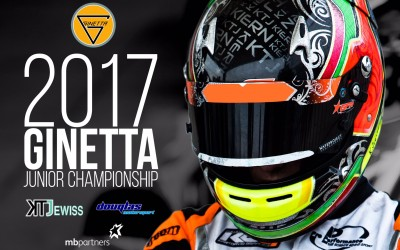 Kiern Jewiss Joins Douglas Motorsport for 2017 Ginetta Junior Championship