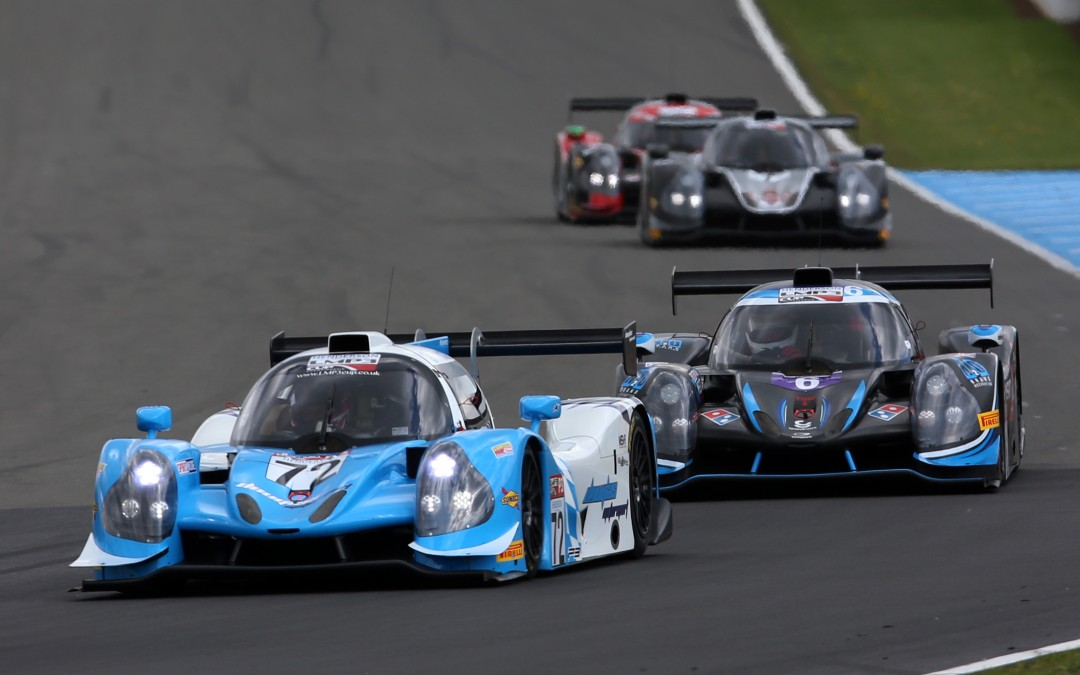 Randle Quickest at LMP3 Cup Opener