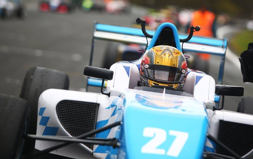 F3 Opening Weekend at Oulton Park