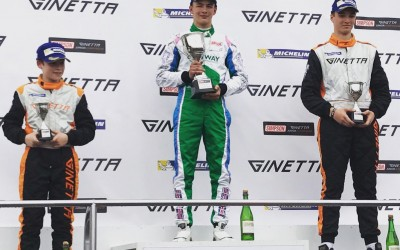 Oulton Park Review, Ginetta Junior Championship