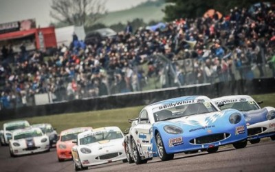 Ginetta Junior report from rounds 6 and 7 at Thruxton