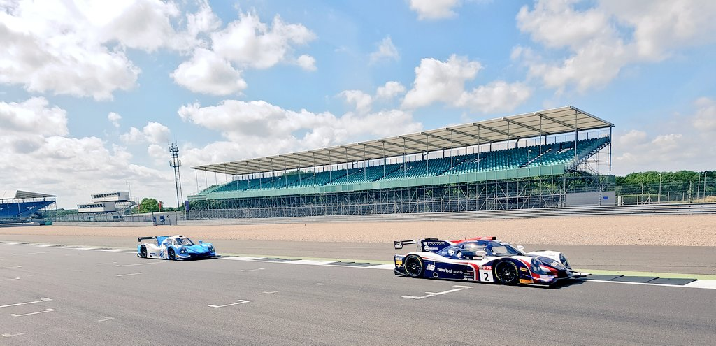 O'Keeffe Impresses in LMP3 Debut at Silverstone