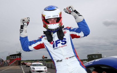 Harper Wins Twice at Snetterton, a Strong Weekend For Douglas Motorsport
