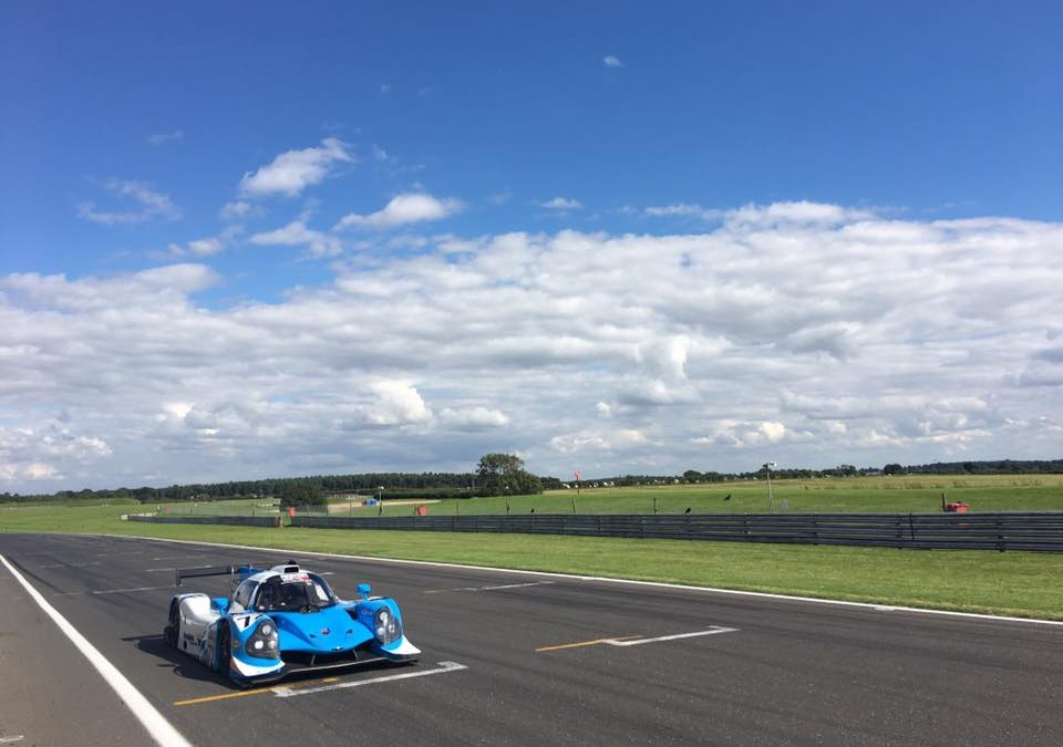 Randle fastest at Snetterton in LMP3, but Podium finish proves elusive