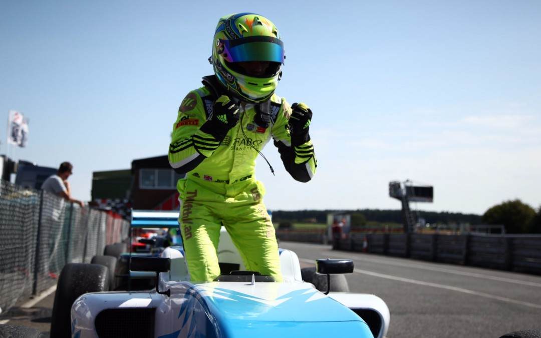 Cane Wins at Snetterton, Former Douglas driver Enaam Ahmed wins Championship