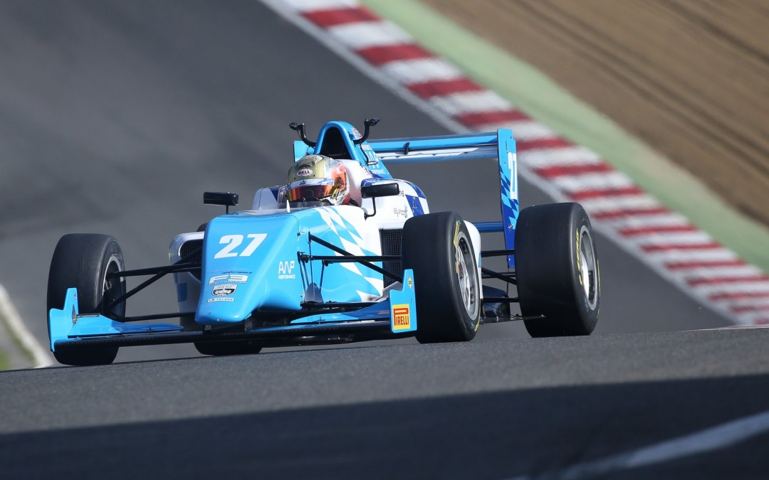 Results from Brands Hatch, Rounds 16,17,18 of the BRDC F3 Championship