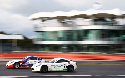 Jewiss Wins Rookie Title at Silverstone