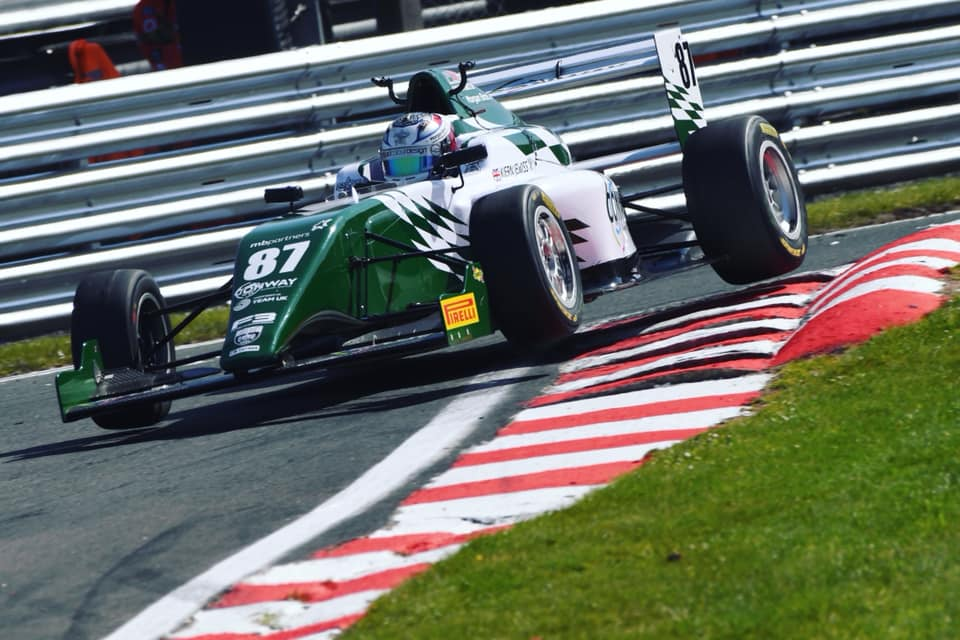Opening Round of the British Formula 3 Championship, 2019