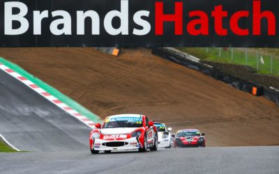 Hanafin Wins at Brands Hatch