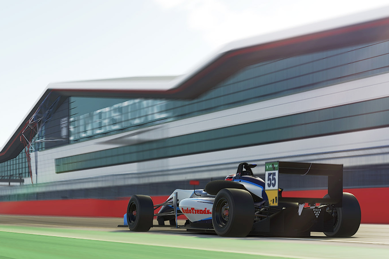 Douglas Motorsport Take Double Silverstone Podium